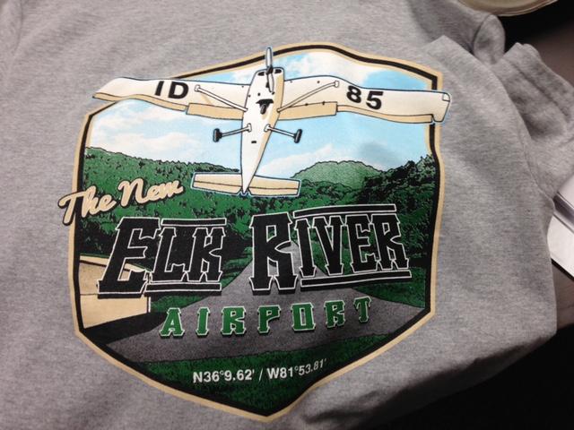Elk River Airport
