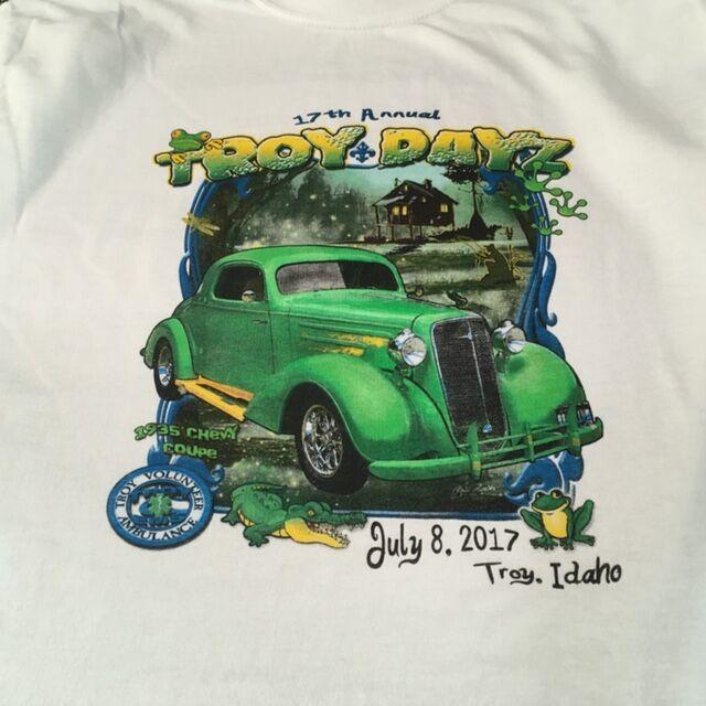 Troy Days