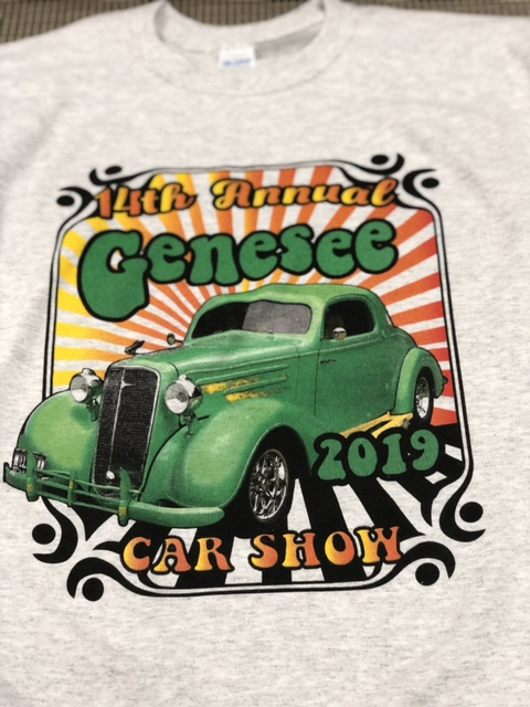 Genesee Car Show